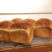 とかち小麦ヌーヴォーの'ゆめきらり'を使用した 山食パン