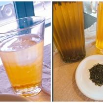 芦屋Uf-fuさんの茶葉「エテ」 を使用した、アイスティー始めました